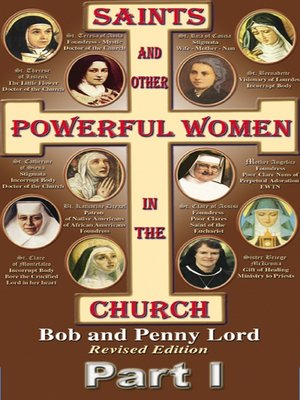 cover image of Saints and Other Powerful Women in the Church Part I