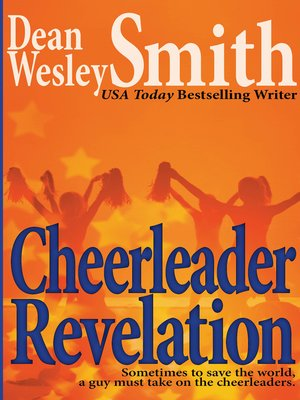 cover image of Cheerleader Revelation