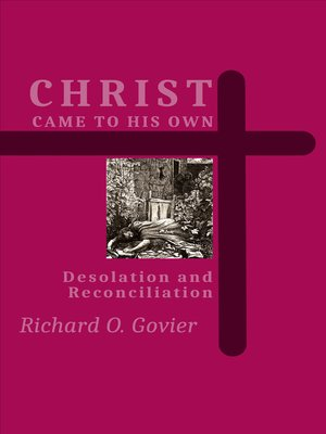 cover image of Christ Came to His Own