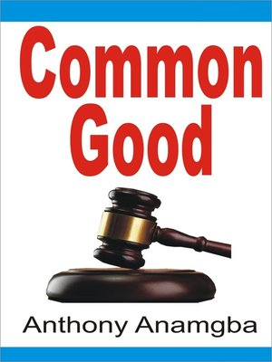 cover image of Common Good