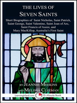 cover image of The Lives of Seven Saints
