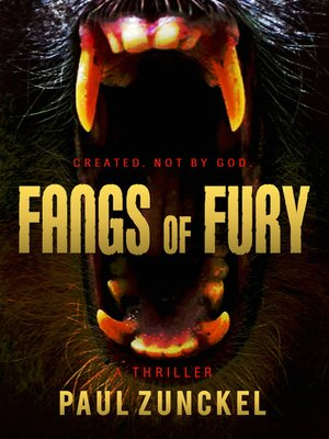 cover image of Fangs of Fury