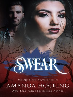 cover image of Swear (My Blood Approves #5)