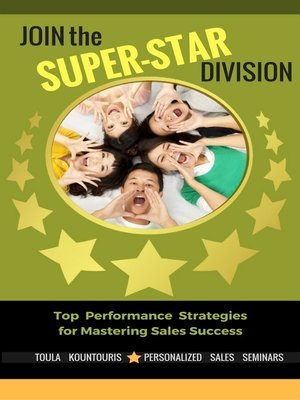 cover image of Join the Selling Super-Star Divsion