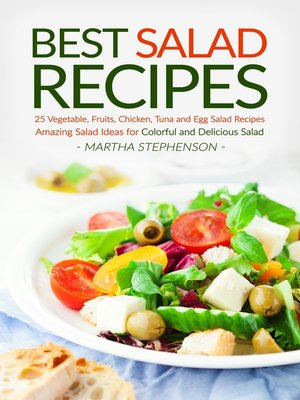 cover image of Best Salad Recipes
