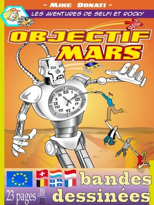 cover image of Objectif Mars