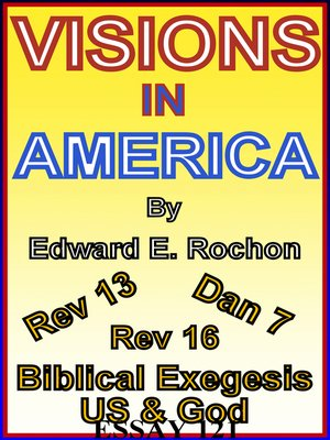 cover image of Visions in America