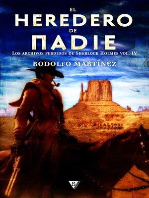 cover image of El heredero de Nadie