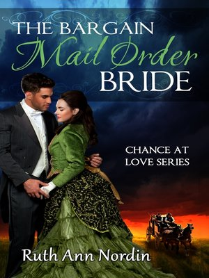cover image of The Bargain Mail Order Bride