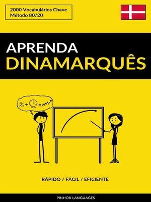 cover image of Aprenda Dinamarquês