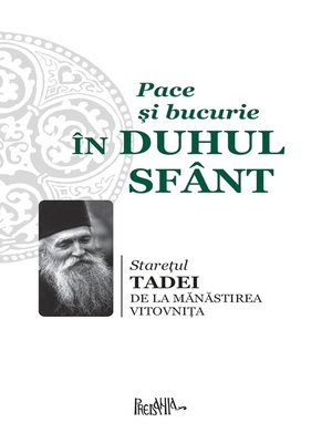cover image of Pace si bucurie in Duhul Sfant