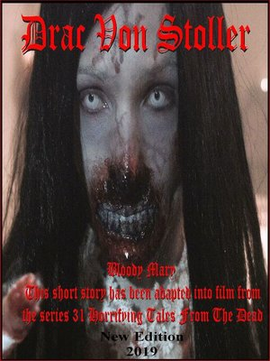 cover image of Bloody Mary (Urban Legend)