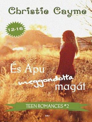 cover image of És Apu meggondolta magát