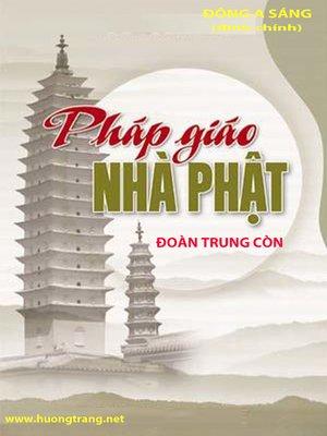 cover image of Giáo pháp nhà Phật.