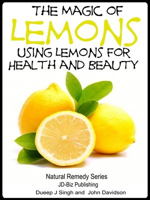 cover image of The Magic of Lemons