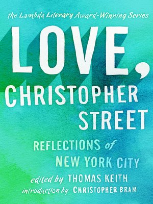 cover image of Love, Christopher Street