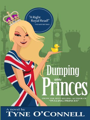 cover image of Dumping Princes