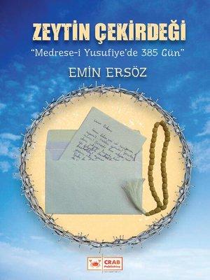 cover image of Zeytin Çekirdeği