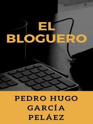 cover image of El Bloguero