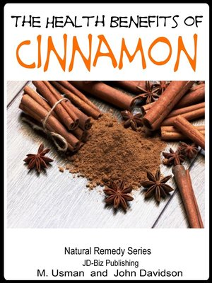 cover image of Health Benefits of Cinnamon