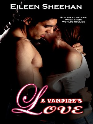 cover image of A Vampire's Love