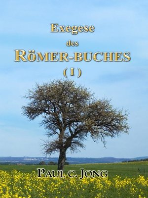 cover image of Exegese des Römer-Buches ( I )