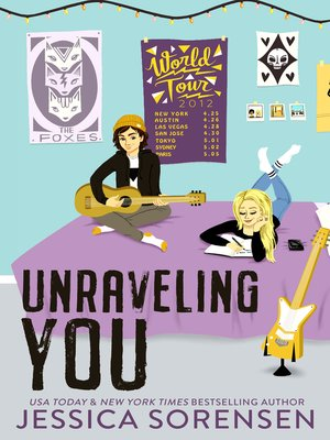 cover image of Unraveling You Series, no. 1