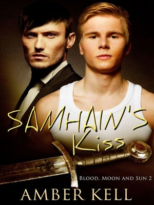 cover image of Samhain's Kiss
