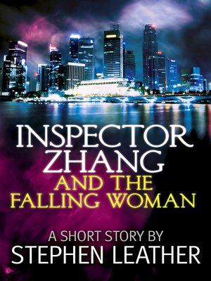 cover image of Inspector Zhang and the Falling Woman (a short story)