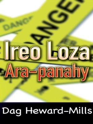 cover image of Ireo Loza Ara-panahy