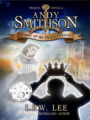 cover image of Power of the Heir's Passion (Andy Smithson Prequel Novella)