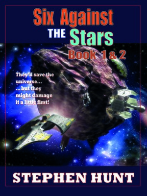 cover image of Six Against the Stars