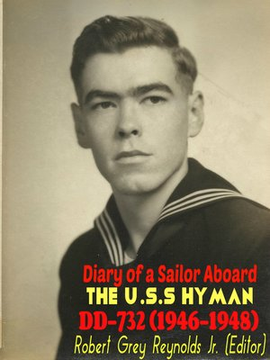 cover image of Diary of a Sailor Aboard the Hyman DD-732 (1946-1948)