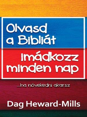 cover image of Olvasd Bibliát És Imádkozz Minden Nap
