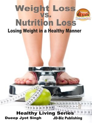 cover image of Weight Loss vs. Nutrition Loss