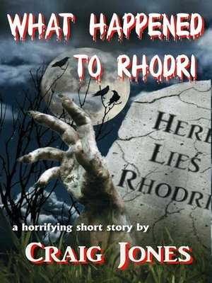 cover image of What Happened to Rhodri