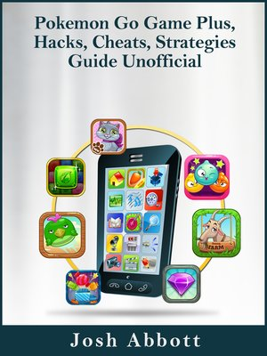 cover image of Pokemon Go Game Plus, Hacks, Cheats, Strategies Guide Unofficial