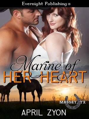 cover image of Marine of Her Heart