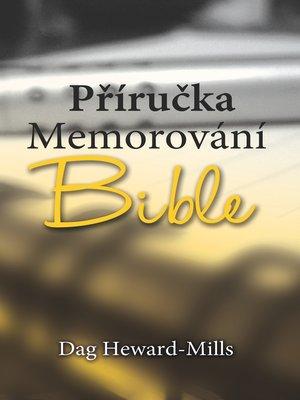 cover image of Příručka Memorování Bible