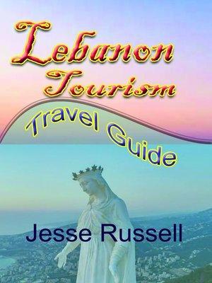 cover image of Lebanon Tourism