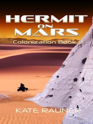 cover image of Hermit on Mars Colonization Book 3