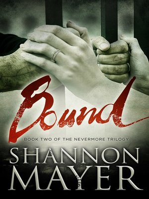 cover image of Bound (The Nevermore Trilogy, Book 2)