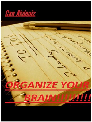 cover image of Organize Your Brain