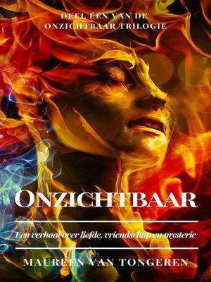 cover image of Onzichtbaar