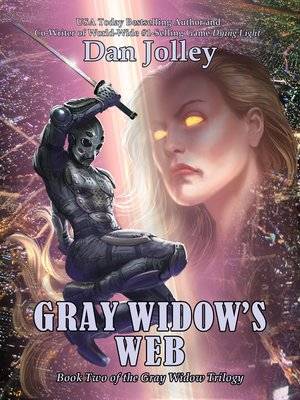 cover image of Grey Widow's Web