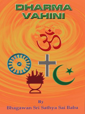 cover image of Dharma Vahini
