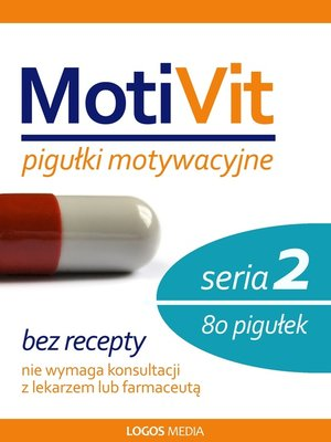 cover image of MotiVit. Pigułki motywacyjne. Seria 2