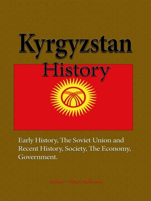 cover image of Kyrgyzstan History
