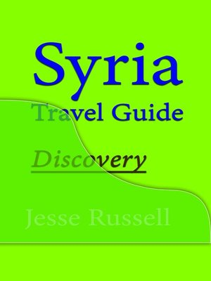 cover image of Syria Travel Guide