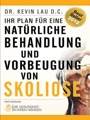 cover image of Ihr Plan für eine natürliche Behandlung und Vorbeugung von Skoliose
